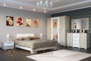 Акция: двуспальная кровать за 8670 рублей!